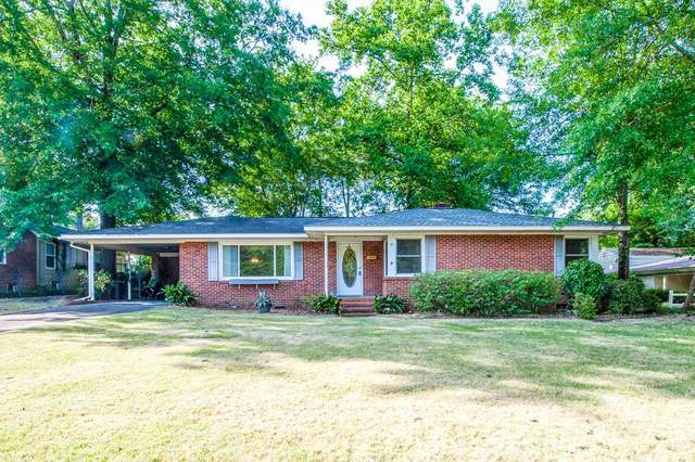 721 Indian Mound Drive, North Augusta, SC 29841 (MLS #455058) :: Southeastern Residential