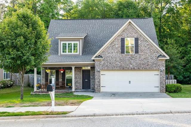 4122 Chastain Drive, Grovetown, GA 30813 (MLS #455215) :: Better Homes and Gardens Real Estate Executive Partners