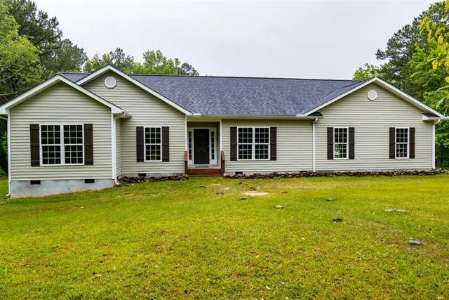25 Lentz Lane, Edgefield, SC 29824 (MLS #455222) :: Melton Realty Partners