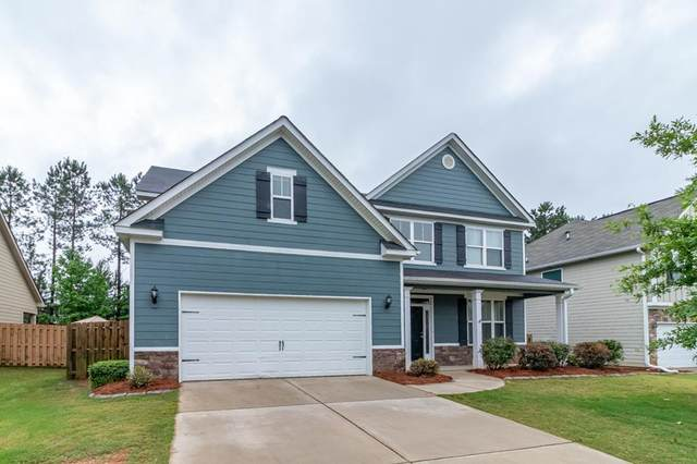 321 Brentford Avenue, Grovetown, GA 30813 (MLS #455497) :: Better Homes and Gardens Real Estate Executive Partners