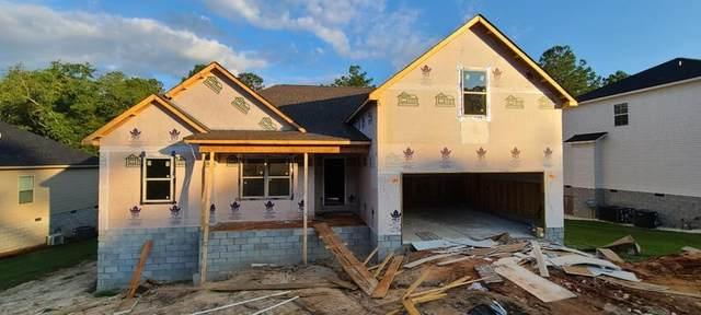 1166 Bubbling Springs Drive, Graniteville, SC 29829 (MLS #455764) :: The Starnes Group LLC
