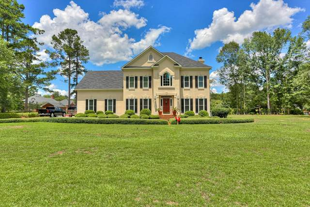 36 Foxcreek Drive, North Augusta, SC 29860 (MLS #456507) :: The Starnes Group LLC
