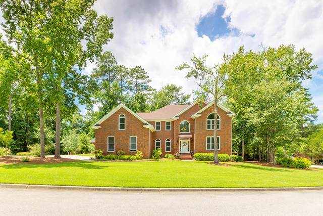492 Falcon Drive, Martinez, GA 30907 (MLS #457159) :: Better Homes and Gardens Real Estate Executive Partners