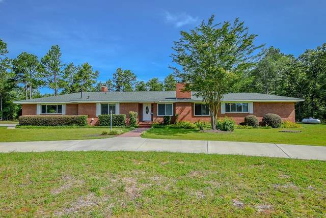 877 SE Sycamore Drive, Aiken, SC 29803 (MLS #457193) :: Young & Partners