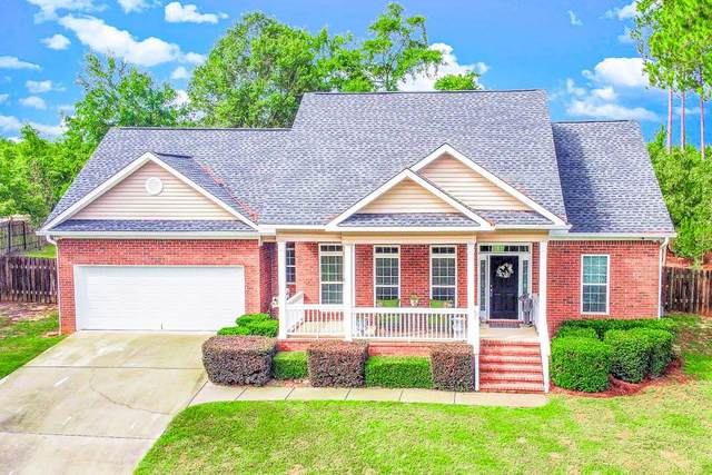 126 Cooper Lane, Graniteville, SC 29829 (MLS #457494) :: Shannon Rollings Real Estate