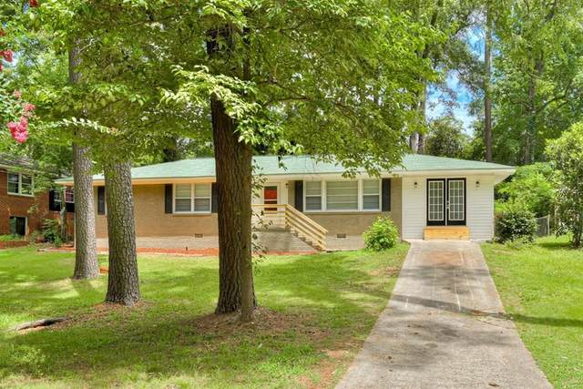 1414 Socastee Drive, North Augusta, SC 29841 (MLS #458350) :: Young & Partners