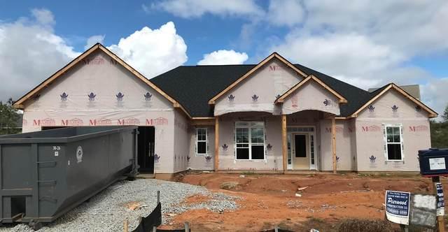 284 Dublin Loop, Grovetown, GA 30813 (MLS #458610) :: Tonda Booker Real Estate Sales