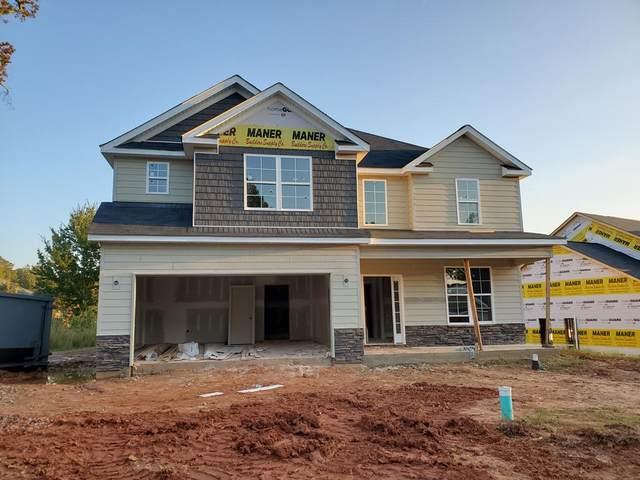 125 Bonhill Street, North Augusta, SC 29860 (MLS #458635) :: Tonda Booker Real Estate Sales