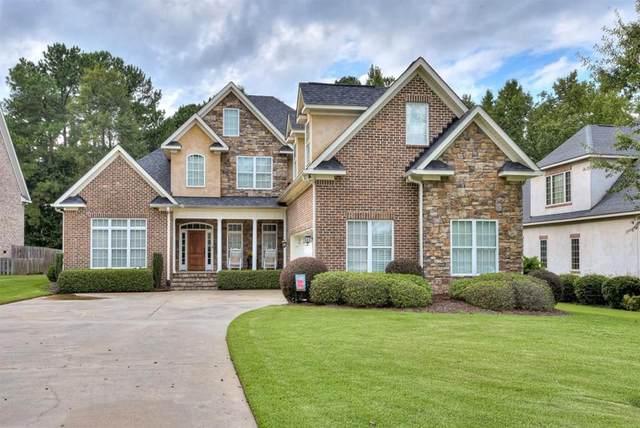 1016 Emerald Place, Evans, GA 30809 (MLS #459355) :: The Starnes Group LLC