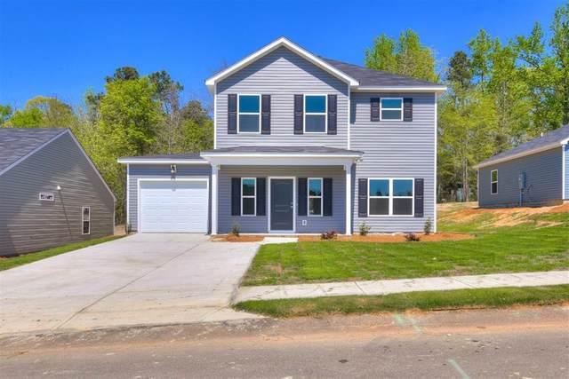 164 Copperfield Drive, Trenton, SC 29847 (MLS #461294) :: Better Homes and Gardens Real Estate Executive Partners
