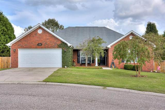 3059 Calli Crossing, Graniteville, SC 29829 (MLS #461403) :: Better Homes and Gardens Real Estate Executive Partners