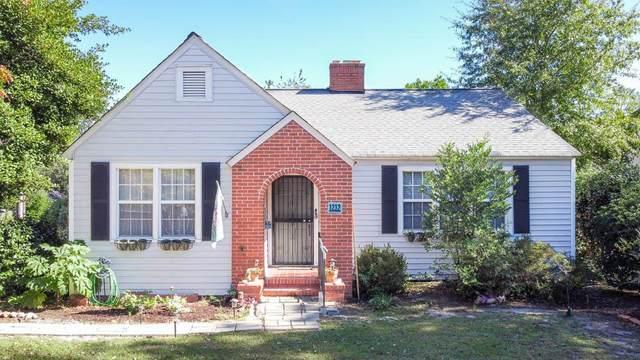 1212 Heard Avenue, Augusta, GA 30904 (MLS #461804) :: Tonda Booker Real Estate Sales