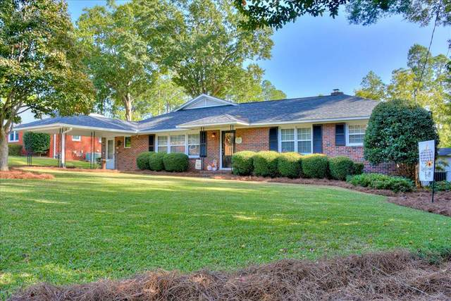 703 Riverview Drive, North Augusta, SC 29841 (MLS #462127) :: Young & Partners
