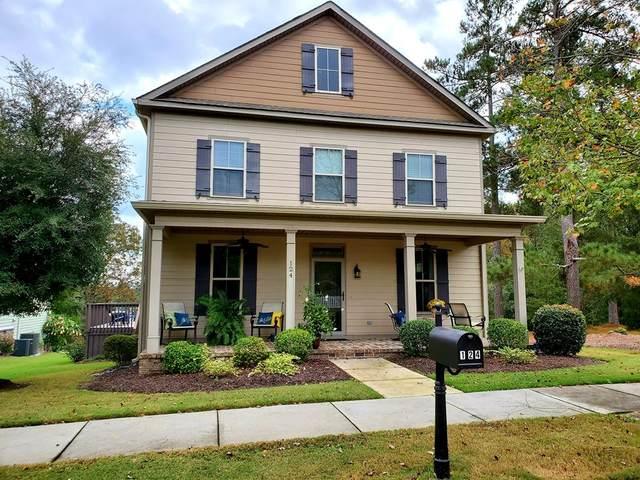 124 Pinckney Place, Aiken, SC 29803 (MLS #462248) :: For Sale By Joe | Meybohm Real Estate