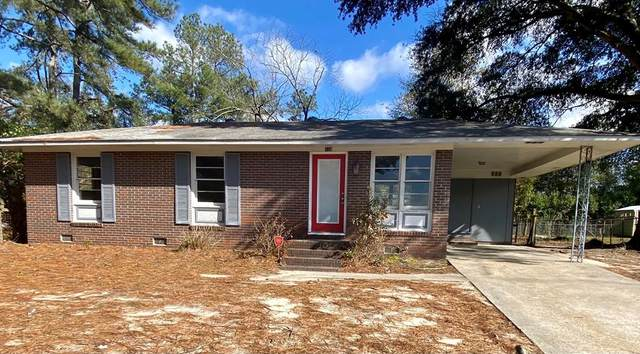104 Edna Street, North Augusta, SC 29841 (MLS #462461) :: Young & Partners
