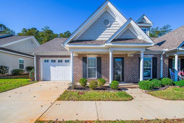253 Harvester Drive, North Augusta, SC 29860 (MLS #462800) :: For Sale By Joe | Meybohm Real Estate