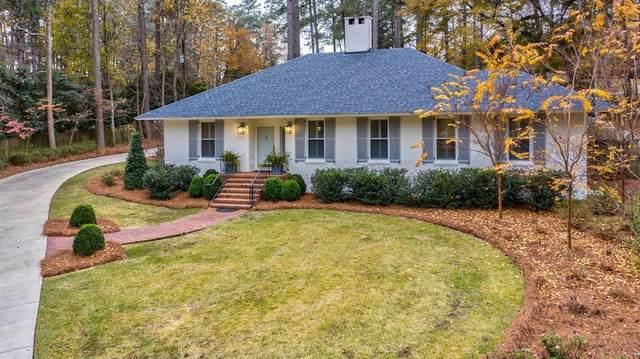 10 Tall Pine Court, Augusta, GA 30909 (MLS #463959) :: REMAX Reinvented | Natalie Poteete Team
