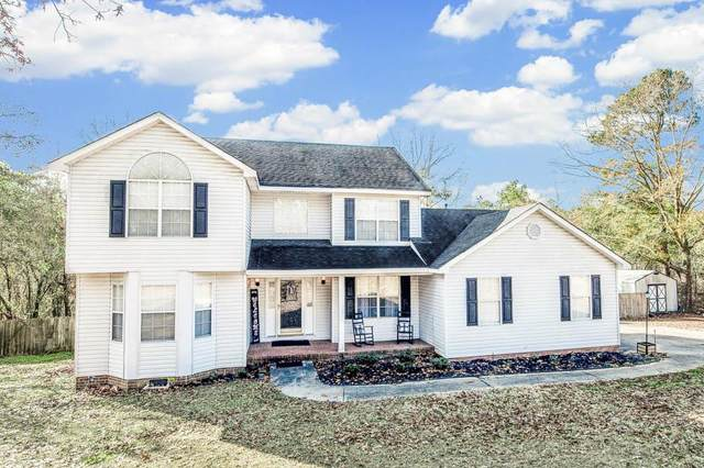 2125 Ashford Drive, North Augusta, SC 29841 (MLS #464216) :: Better Homes and Gardens Real Estate Executive Partners