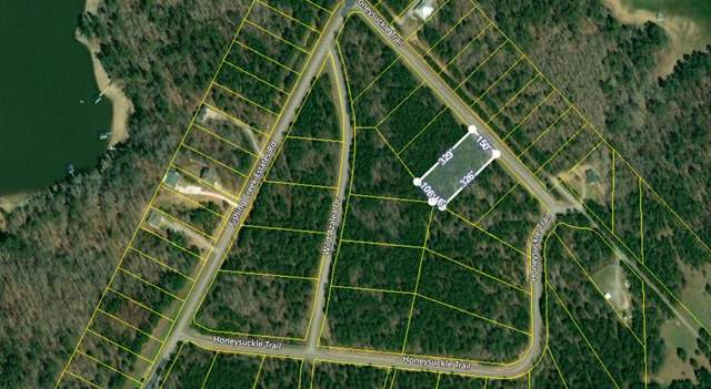 Lot 13 Eagle Pointe, Lincolnton, GA 30817 (MLS #464573) :: Tonda Booker Real Estate Sales