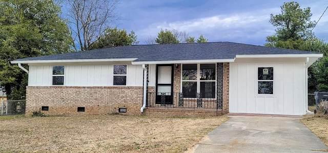 2809 Vernon Drive, Augusta, GA 30906 (MLS #465153) :: McArthur & Barnes Partners | Meybohm Real Estate