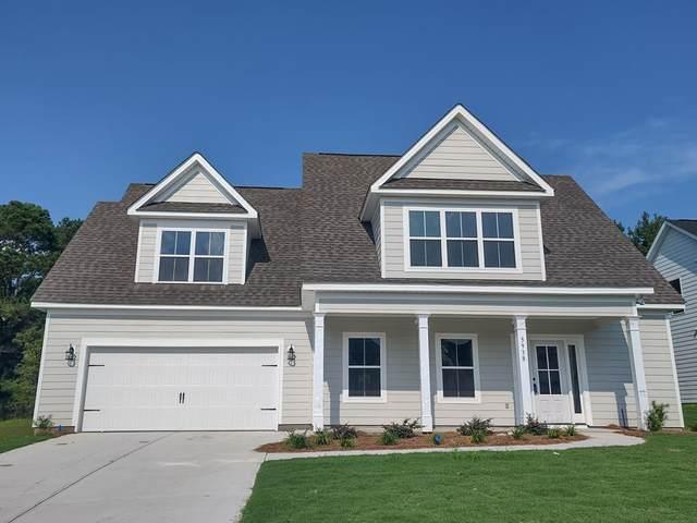 3938 Lakeside Pass, Hephzibah, GA 30815 (MLS #465547) :: For Sale By Joe   Meybohm Real Estate