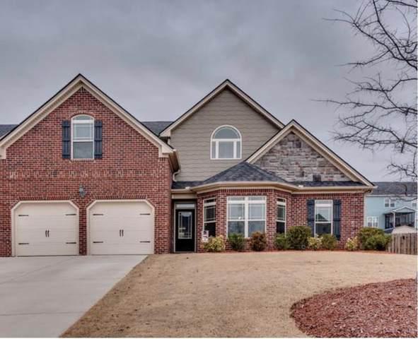 368 Bellhaven Drive, Evans, GA 30809 (MLS #465727) :: Tonda Booker Real Estate Sales