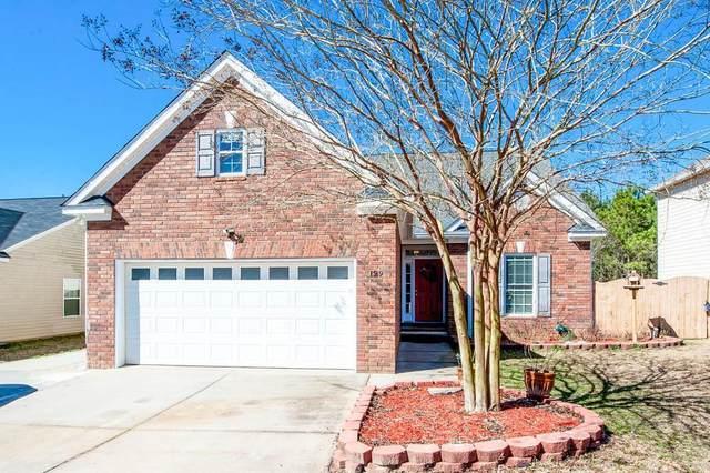 129 Bay Meadows Drive, Aiken, SC 29803 (MLS #466192) :: Shannon Rollings Real Estate