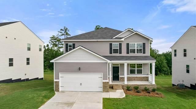 434 Furlough Drive, Augusta, GA 30909 (MLS #466791) :: Rose Evans Real Estate