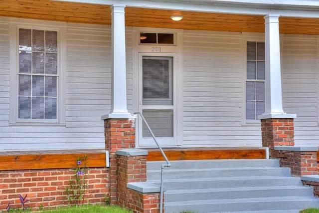 200 White Oak Street, Thomson, GA 30824 (MLS #467683) :: RE/MAX River Realty