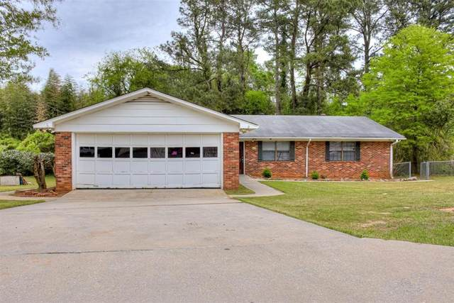 2411 Castlewood Drive, Augusta, GA 30904 (MLS #468318) :: Melton Realty Partners