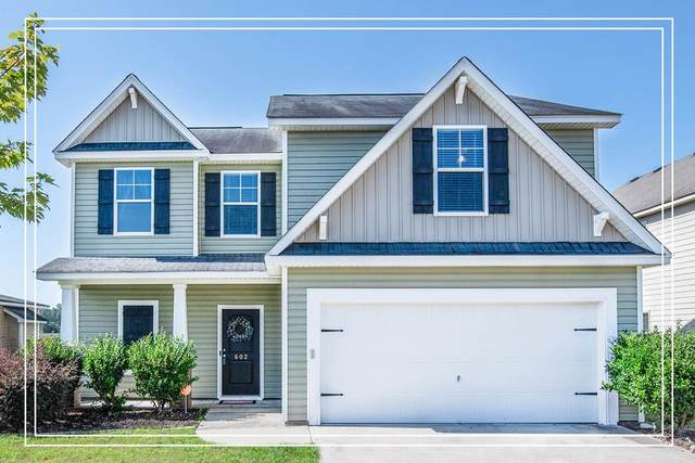 602 Village East Circle, Graniteville, SC 29829 (MLS #468933) :: Starnes Realty International, Inc