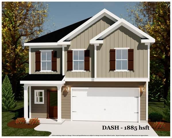 127 Myrtle Grove Trail, Evans, GA 30809 (MLS #469470) :: McArthur & Barnes Partners | Meybohm Real Estate
