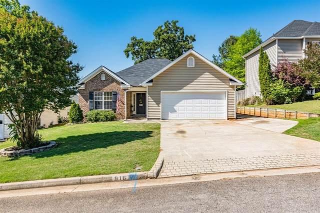 916 Sawbuck Way, Evans, GA 30809 (MLS #469624) :: Shannon Rollings Real Estate