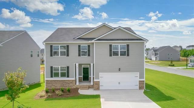 502 Post Oak Lane, Augusta, GA 30909 (MLS #469759) :: Shannon Rollings Real Estate