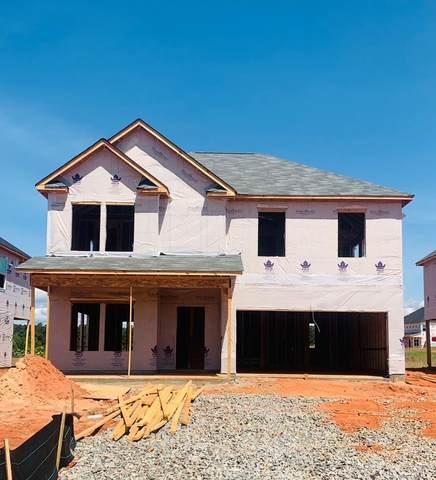 5365 Greyton Circle, North Augusta, SC 29860 (MLS #469794) :: Southeastern Residential