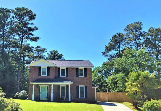 412 Shadow Lane, North Augusta, SC 29841 (MLS #469906) :: Shannon Rollings Real Estate