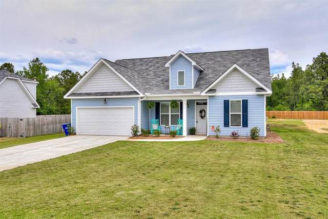 328 Mcduffie Circle, North Augusta, SC 29860 (MLS #470229) :: Shannon Rollings Real Estate