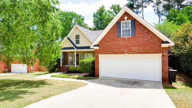 228 Bridle Path Road, North Augusta, SC 29860 (MLS #470456) :: Shannon Rollings Real Estate