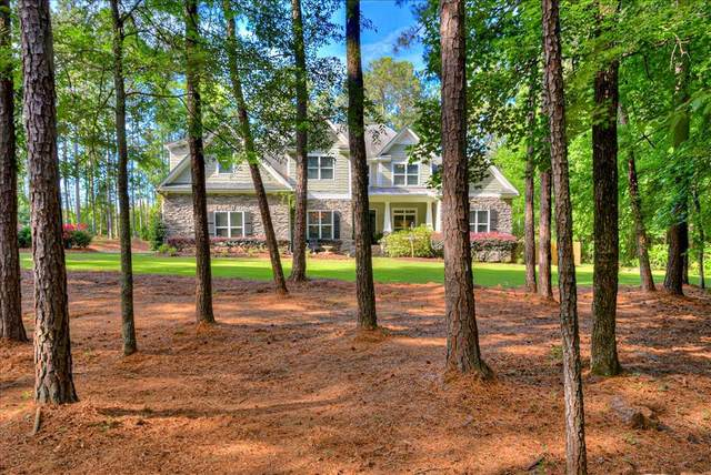 3001 Timber Woods Drive, Appling, GA 30802 (MLS #471089) :: Rose Evans Real Estate
