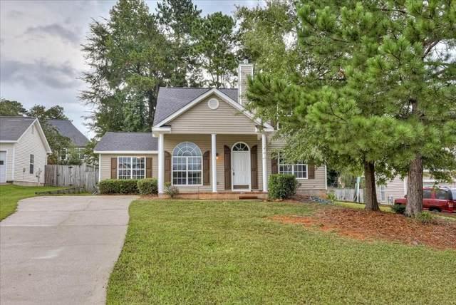5140 Saddle Circle, Evans, GA 30809 (MLS #471937) :: For Sale By Joe | Meybohm Real Estate