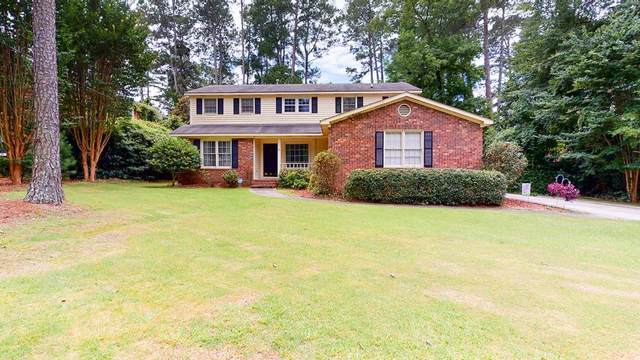 430 Waverly Drive, Augusta, GA 30909 (MLS #472196) :: Young & Partners
