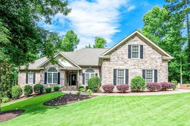 5284 Charnwood Forest Circle, Aiken, SC 29803 (MLS #472312) :: Melton Realty Partners