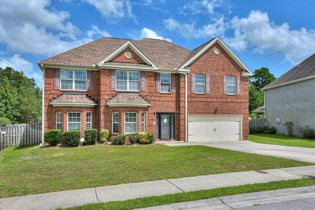 2113 Wilhaven Drive, Augusta, GA 30909 (MLS #472519) :: Shannon Rollings Real Estate