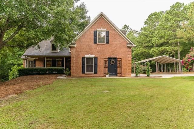 3920 Chalker Road, Gibson, GA 30810 (MLS #472771) :: Melton Realty Partners