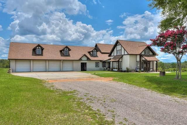 220 Cooks Bridge Road, Aiken, SC 29805 (MLS #472813) :: For Sale By Joe | Meybohm Real Estate