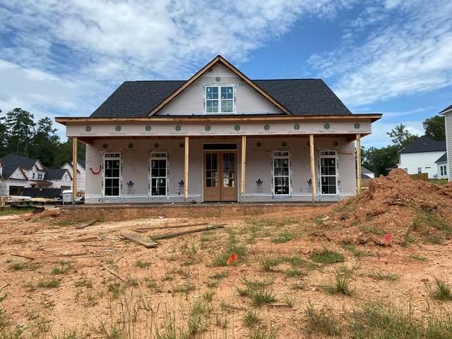 828 Nuttall Street, Evans, GA 30809 (MLS #473063) :: For Sale By Joe | Meybohm Real Estate