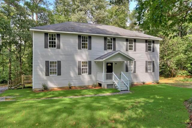 181 Sweetwater Creek Drive, North Augusta, SC 29860 (MLS #474587) :: Rose Evans Real Estate