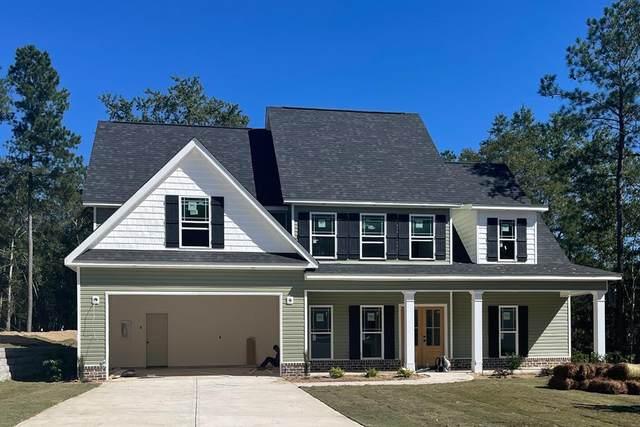 Lot 2433 Lake Greenwood Drive, North Augusta, SC 29841 (MLS #474855) :: Starnes Realty International, Inc