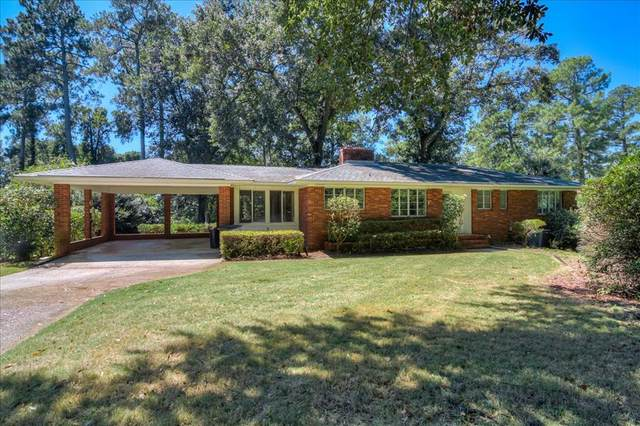 1103 Holliday Drive, North Augusta, SC 29841 (MLS #475358) :: Tonda Booker Real Estate Sales