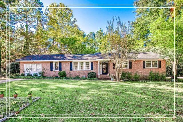 209 Hartwell Drive, Aiken, SC 29803 (MLS #476214) :: EXIT Realty Lake Country